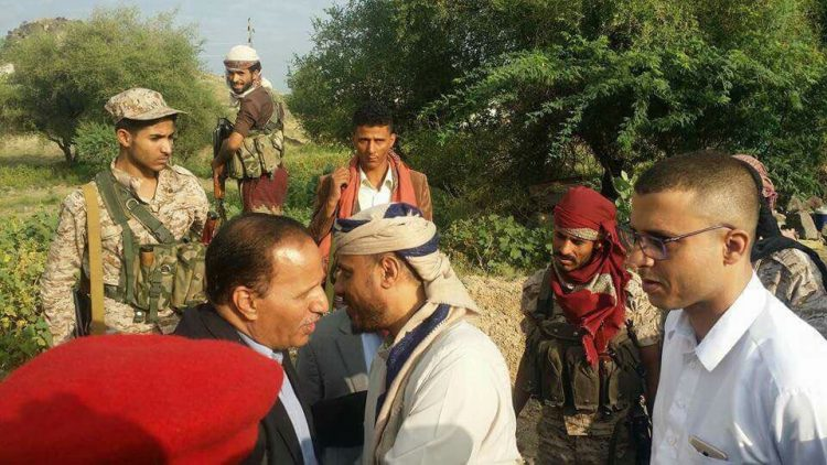 الكشف عن الخلية الحوثية التي نفذت محاولة اغتيال نائب رئيس الحكومة الشرعية.
