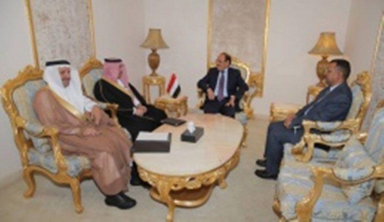 نائب الرئيس اليمني: أمن اليمن يمثل أهمية استراتيجية للمنطقة والإقليم مقابل تهديد الحوثيين الخطير