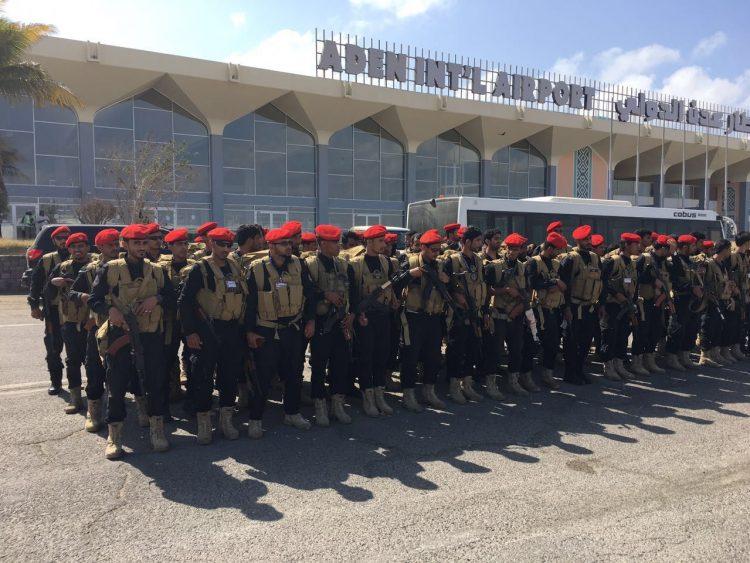 قوات الحماية الرئاسية تعيد ترتيب اوضواعها وتبدأ تجهيزات معسكر تدريبي ضخم شرق (عدن)