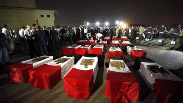 التفاصيل الكاملة لحادث الواحات الإرهابي بمصر.. مجزرة مروعة حصدت أرواح 58 عنصرا من الشرطة المصرية