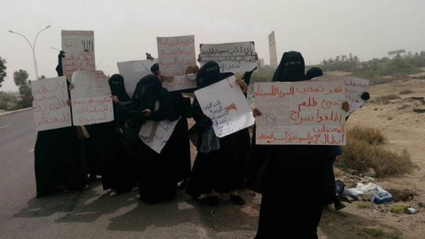 """لليوم الثالث يواصل المختطفين في سجن بئر أحمد التابع """"للامارات"""" بعدن اضرابهم عن الطعام"""
