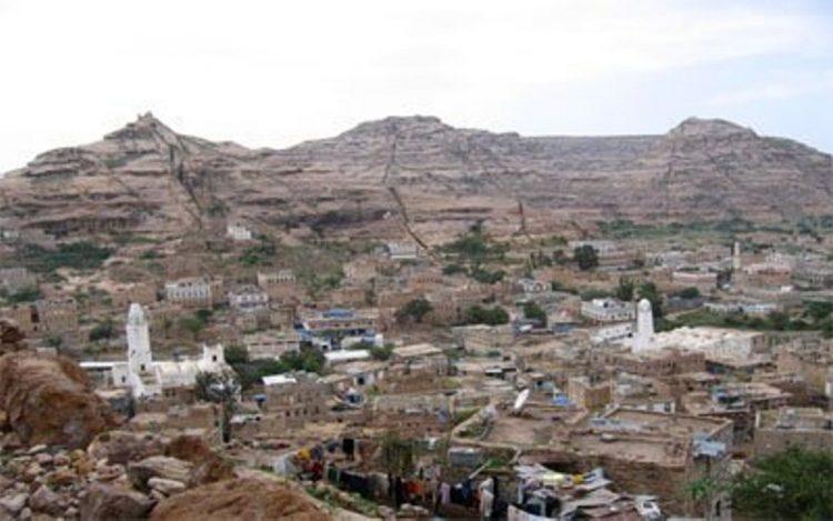 مصرع 6 من مليشيا الحوثي بهجوم شنته عناصر المقاومة الشعبية في محافظة البيضاء
