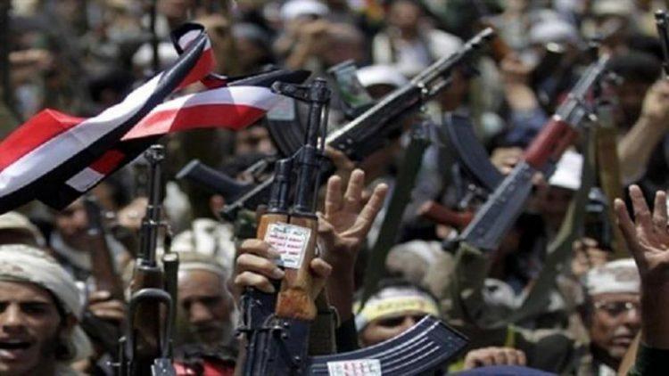 مليشيا الحوثي تعدم 9 مواطنين في مديرية حرف سفيان بمحافظة عمران