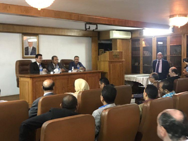 وزير المغتربين يطالب الحكومة المصرية بالمزيد من التسهيلات لليمنيين