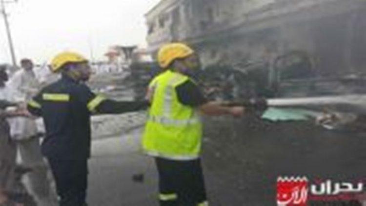 قوات التحالف العربي تعلن عن سقوط صاروخ باليستي على نجران اطلقته المليشيات الانقلابية