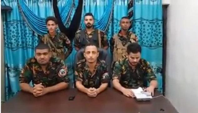 """قوات امن خاضعة للإمارات تبدأ بتقسيم وتوزيع أراضي معسكر عشرين بالعاصمة المؤقتة عدن """"فيديو"""""""