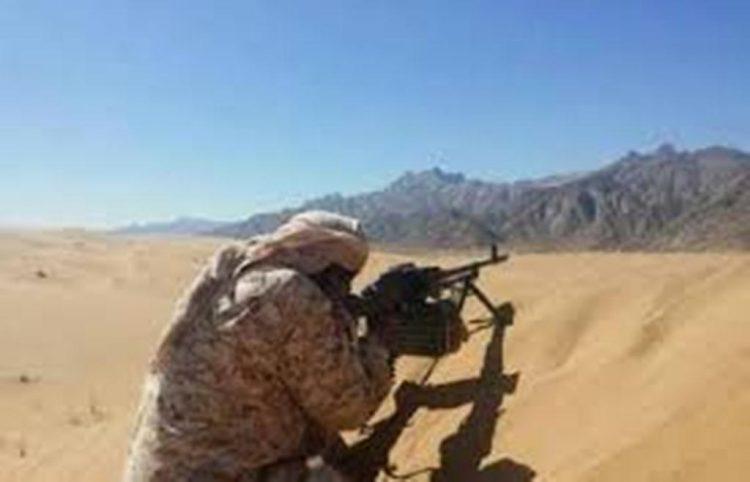 قوات الجيش الوطني تحبط محاولة تسلل للمليشيات على مواقعهم في جبهة عسيلان بشبوة