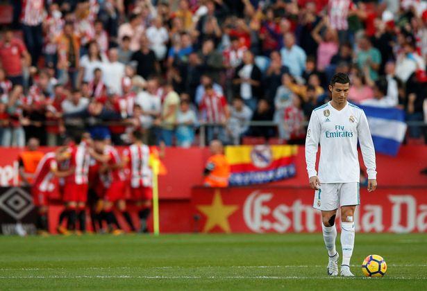 جيرونا يفاجئ ريال مدريد ويسقطه في الفخ