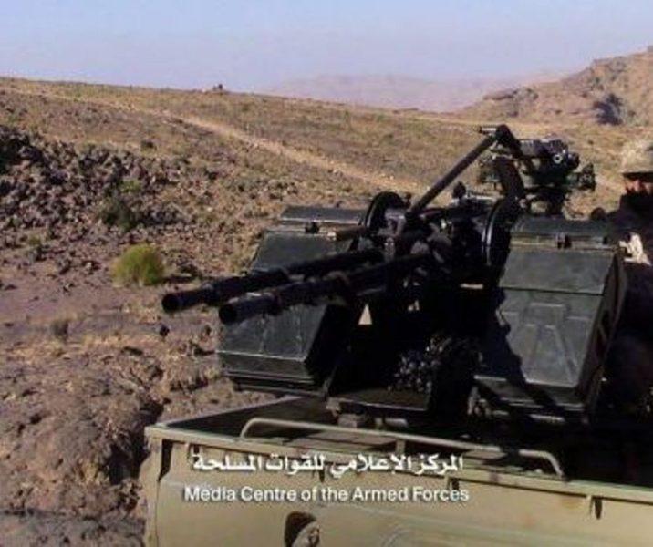 اشتداد المعارك بين مليشيا الحوثي وبين قوات الجيش الوطني في مديرية نهم شرقي العاصمة صنعاء