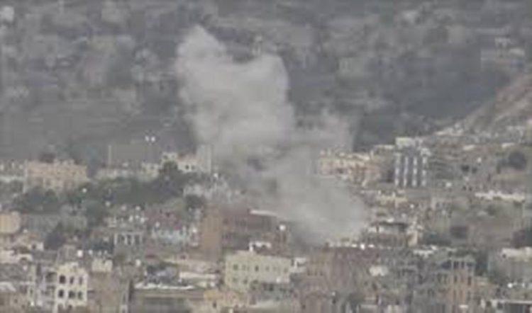 مقتل امرأة واصابة اخرى بقصف مليشيا الحوثي على مدينة تعز