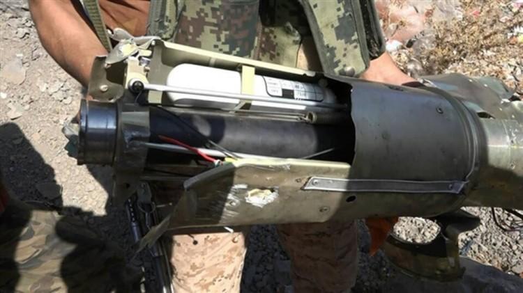 قوات الجيش الوطني تتمكن من اسقاط طائرة استطلاع تابعة للمليشيات في محافظة الضلع