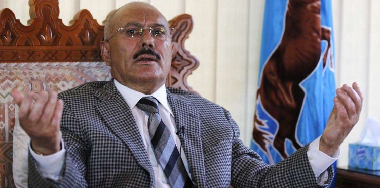 جماعة الحوثي تقتل اطماع الرئيس السابق صالح في الانفراد بالمشهد السياسي