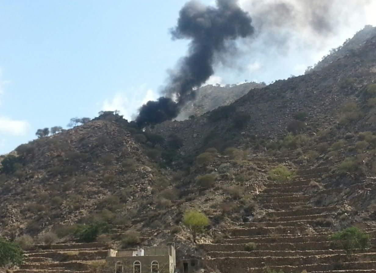 قوات الجيش الوطني تسيطر على مناطق جديدة في القبيطة بمحافظة لحج