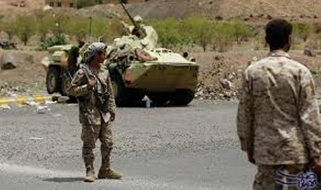 مقتل وإصابة 19 حوثيا وأسر 3 أخرين في مواجهات مع قوات الجيش الوطني بمحافظة تعز
