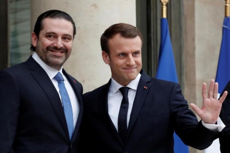 الحريري يقول إنه سيعلن موقفه من الأزمة في بلاده عندما يعود إلى بيروت