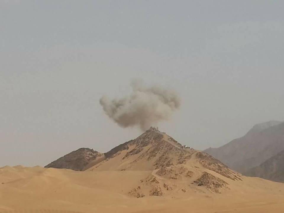 قوات الجيش الوطني تحبط هجوم للحوثيين في شبوة ومقتل 6 حوثيين بينهم قيادي ميداني