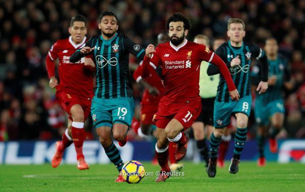 محمد صلاح يقود ليفربول للفوز ويحطم رقم قياسي ويتصدر هدافي الدوري الانجليزي