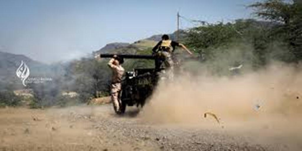 مقتل قيادي حوثي في مواجهات مع قوات الجيش الوطني في تعز