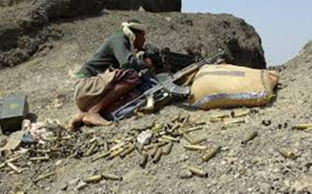 مصرع قيادييَن من مليشيا الحوثي والمخلوع صالح شمال مدينة تعز