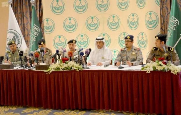 الداخلية السعودية: ضبطنا 36 الف مخالف وعدد من المتسللين بينهم 77% يمنيين