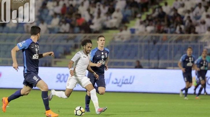 الهلال يتعادل مع الشباب في الجولة التاسعة من الدوري السعودي للمحترفين
