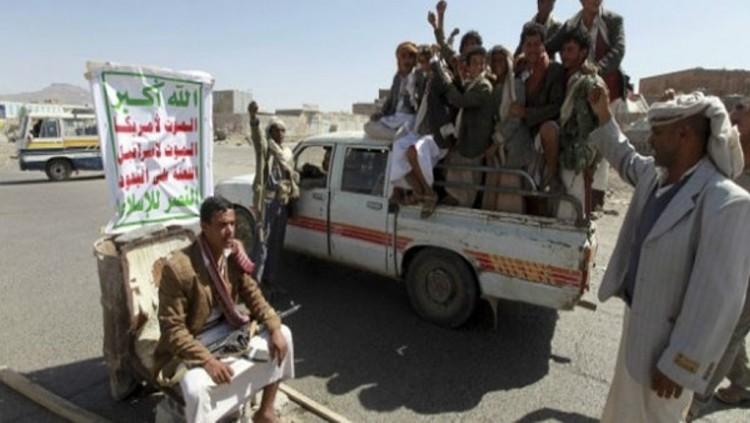 مليشيا الحوثي تحتجز فريقي الصليب والهلال الاحمر وتمنعهم من توزيع 3000 سلة غذائية في المحويت