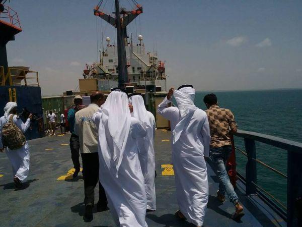 """معركة ميناء الزيت … """"الإمارات"""" تسقط آخر قلاع الشرعية في عدن.. تفاصيل"""