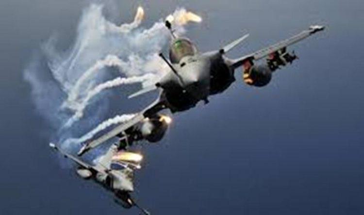 طيران التحالف العربي يشن 22 غارة على مواقع وتعزيزات المليشيات الانقلابية في صعدة وحجة