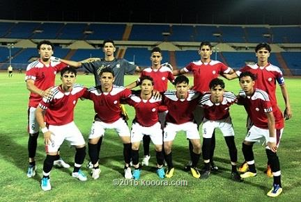 بعد قليل منتخب اليمن الشاب بواجه تركمانستان في تصفيات كأس اسيا 2018