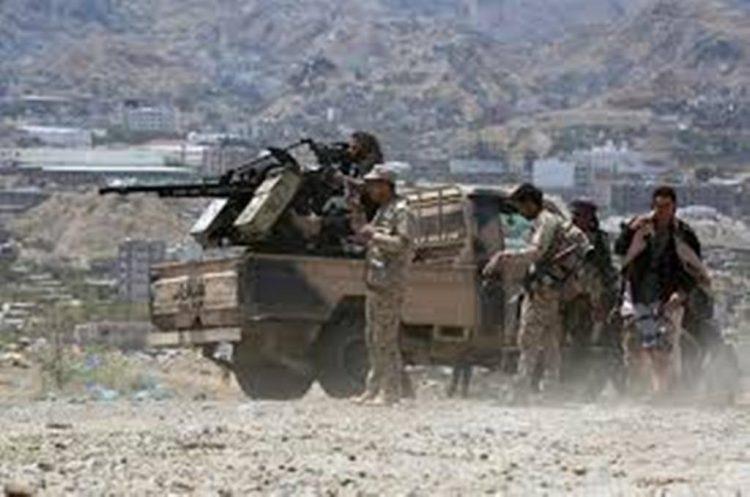 الجيش الوطني يصد هجوم عنيف لمليشيا الحوثي على مواقعه جنوب تعز