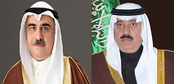 الملك سلمان يصدر أوامر ملكية بإعفاء الامير متعب بن عبدالله ووزير الاقتصاد