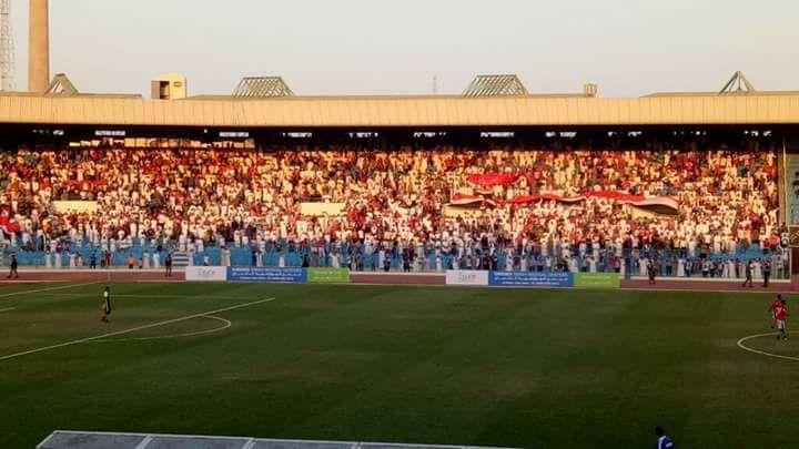 بحضور جماهيري كبير المنتخب اليمني يفوز على تركمانستان بنتيجة ثلاثة اهداف نظيفة
