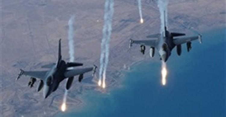 طيران التحالف العربي يشن 9 غارات على مواقع متفرقة للمليشيات الانقلابية في محافظة صعدة