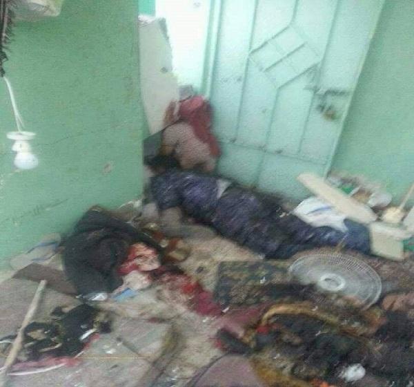 مصادر تكشف عن مقتل 11 إمراة في هجوم البحث الجنائي في عدن