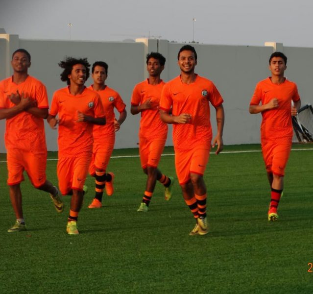 المنتخب اليمني الشاب يواجه الهند في الجولة الثانية لتصفيات كأس اسيا