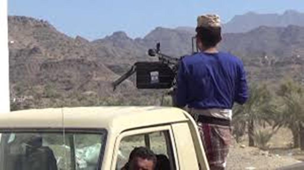 تعز: الجيش الوطني يصد هجوماً في مقبنة