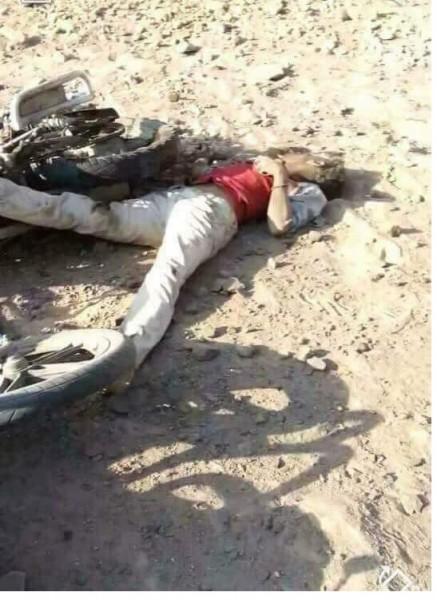 """هام..""""منشق عن انصار الله"""" ينشر صورة تؤكد تعرض الصماد لاصابة قاتلة.. تفاصيل"""