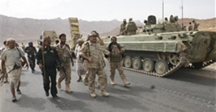 قوات الجيش الوطني تتقدم في صنعاء وتسيطر على مواقع جديدة