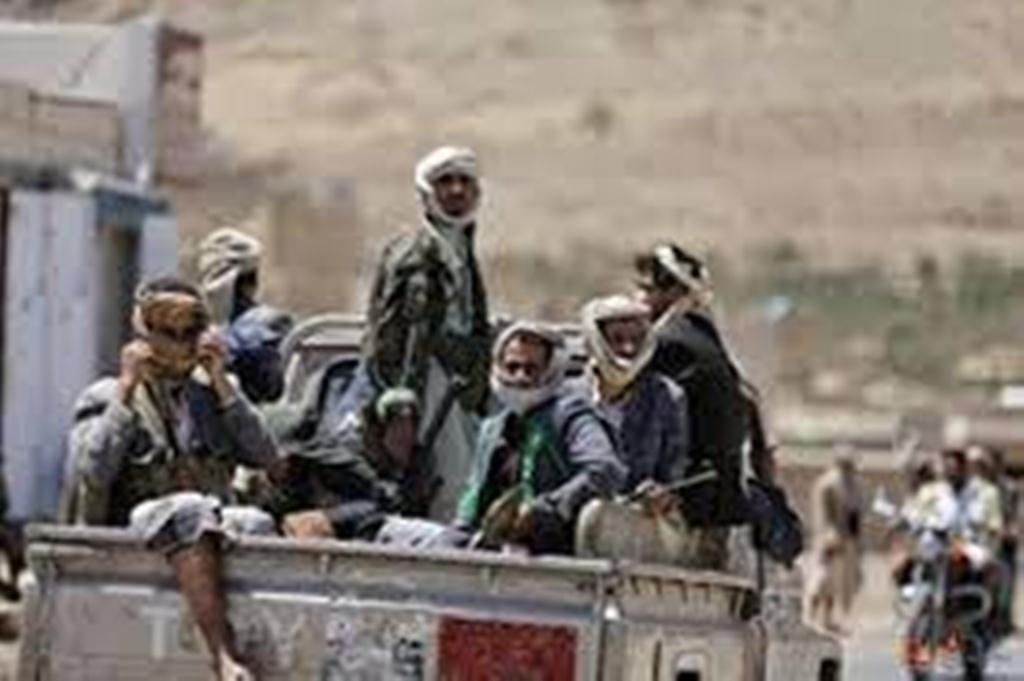 مليشيا الحوثي تختطف اربعة من مواطني مديرية حزم العدين بمحافظة إب