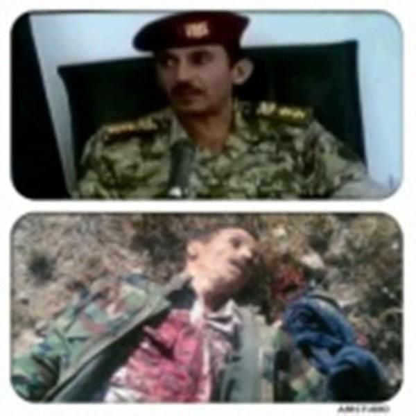 مقتل عقيد في مليشيا الحوثي بمعارك مع المقاومة الشعبية بمحافظة البيضاء