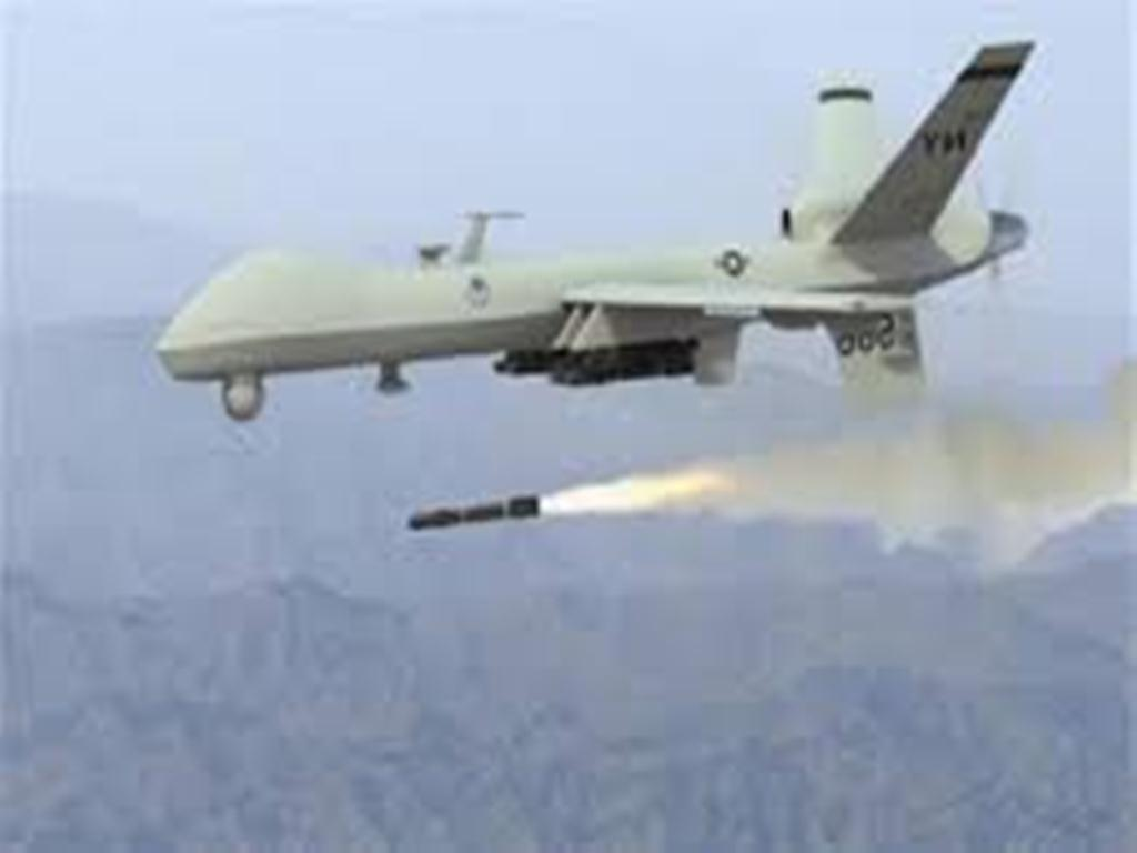 مقتل 2 بغارة جوية من طائرة يعتقد انها امريكية من دون طيار في محافظة البيضاء