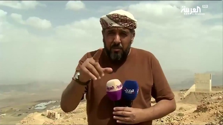 """شاهد كيف كان رد """"محمد العرب"""" على تهديدات قيادي حوثي… تفاصيل"""