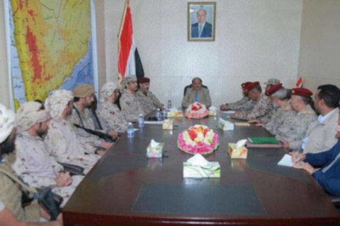 تعرف على القائدين الجديدين لقوات التحالف العربي في مأرب (اسماء)
