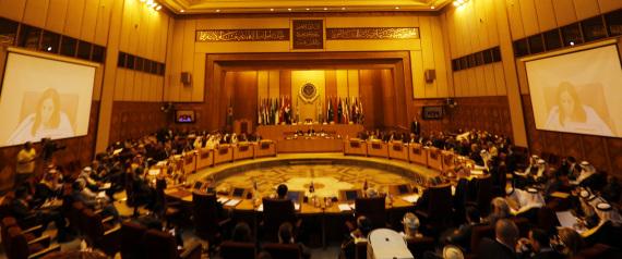 وزراء الخارجية العرب يعقدون اجتماعا طارئا في جامعة الدول العربية لبحث تدخلان ايران