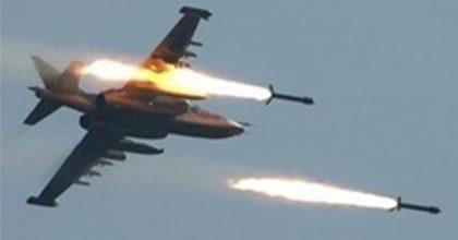 طيران تحالف دعم الشرعية يستهدف تعزيزات لمليشيا الحوثي في مأرب