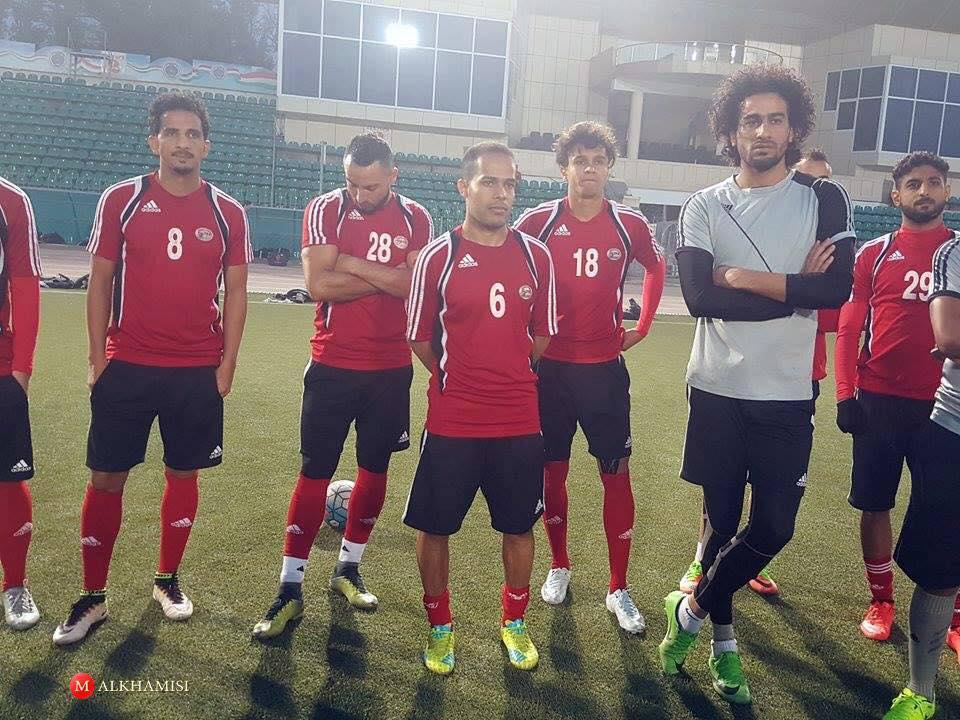 بعد قليل المنتخب اليمني وطاجيكستان في تصفيات كأس أسيا 2019
