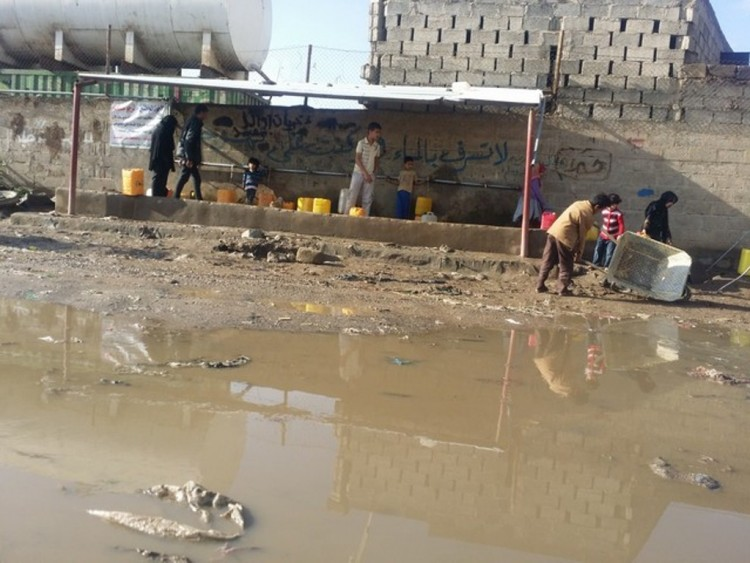 الصحة العالمية: وفاة 2200 شخص في اليمن بسبب وباء الكوليرا