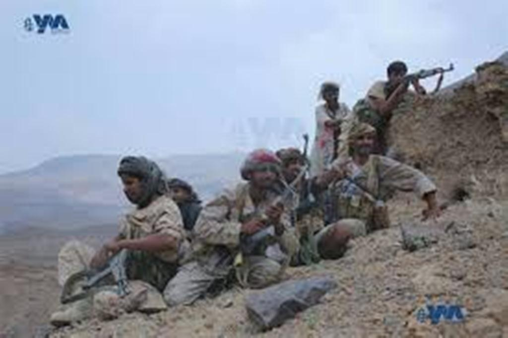 مصرع قيادي في مليشيا الحوثي بمواجهات مع قوات الجيش الوطني في مديرية صرواح بمأرب