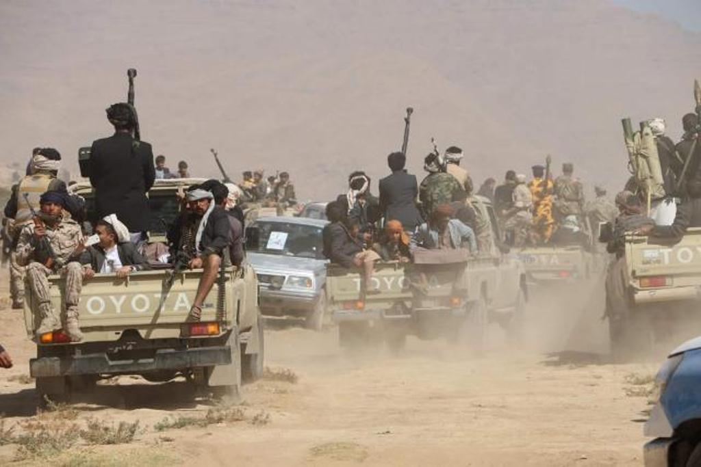 حرب طاحنة بين الحوثيين في عمران وعشرات القتلى والجرحى بينهم قيادات رفيعة