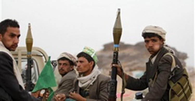مليشيا الحوثي تختطف 5 من أبناء مديرية مكيراس في البيضاء